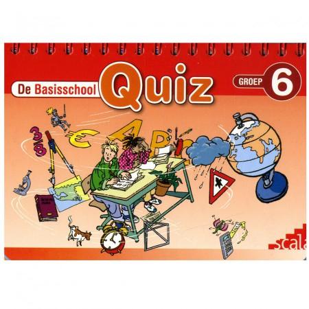 Afbeelding van het spelletje De BasisschoolQuiz (Groep 6/4e leerjaar)