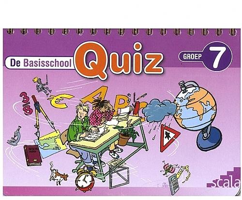 Afbeelding van het spelletje De BasisschoolQuiz (Groep 7/5e leerjaar)