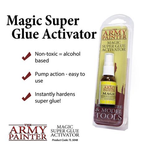 Afbeelding van het spel Magic Superglue Activator (The Army Painter)