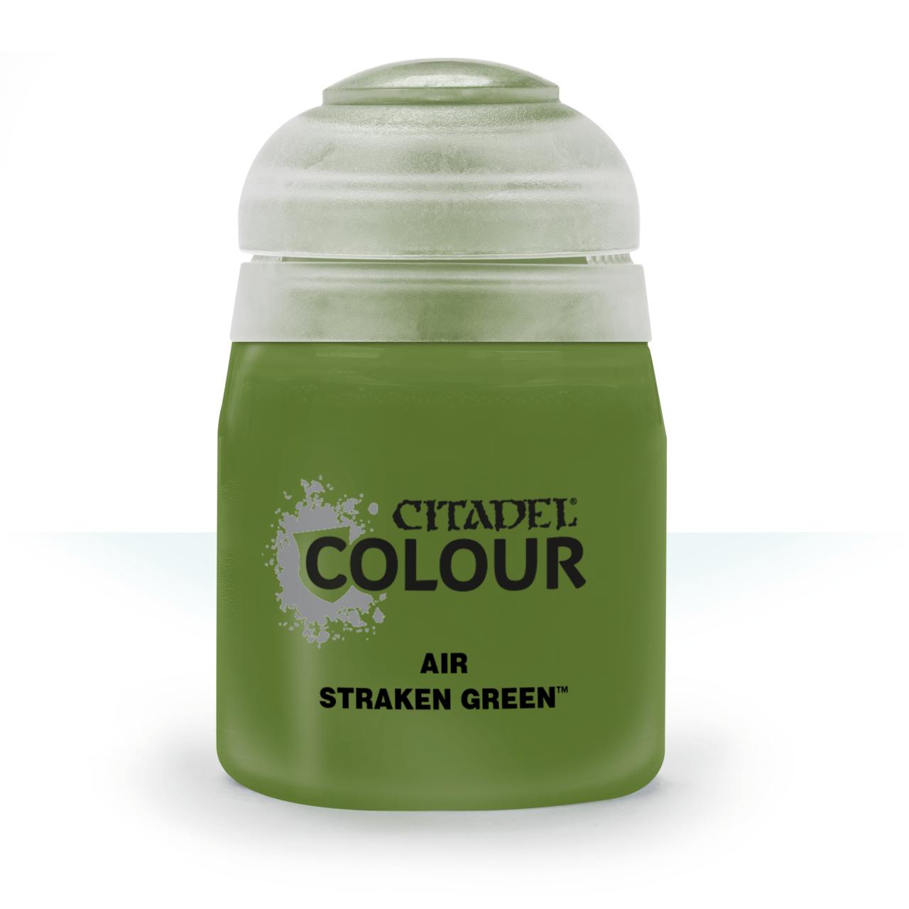 Afbeelding van het spel Straken Green - Air (Citadel)