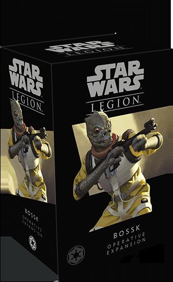 Afbeelding van het spel Star Wars Legion: Bossk Operative Expansion